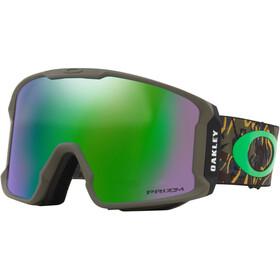 Oakley Line Miner Snow Goggle Camo Vine Jungle/Prizm Snow Jade Iridium